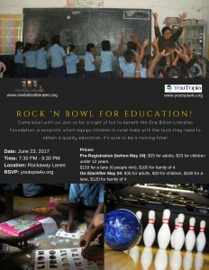 Rock 'n Bowl for Education! (2)